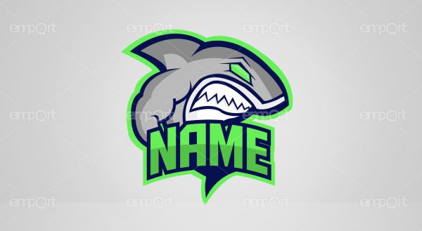 Gamer Twitch Logo Avatar name änderbar